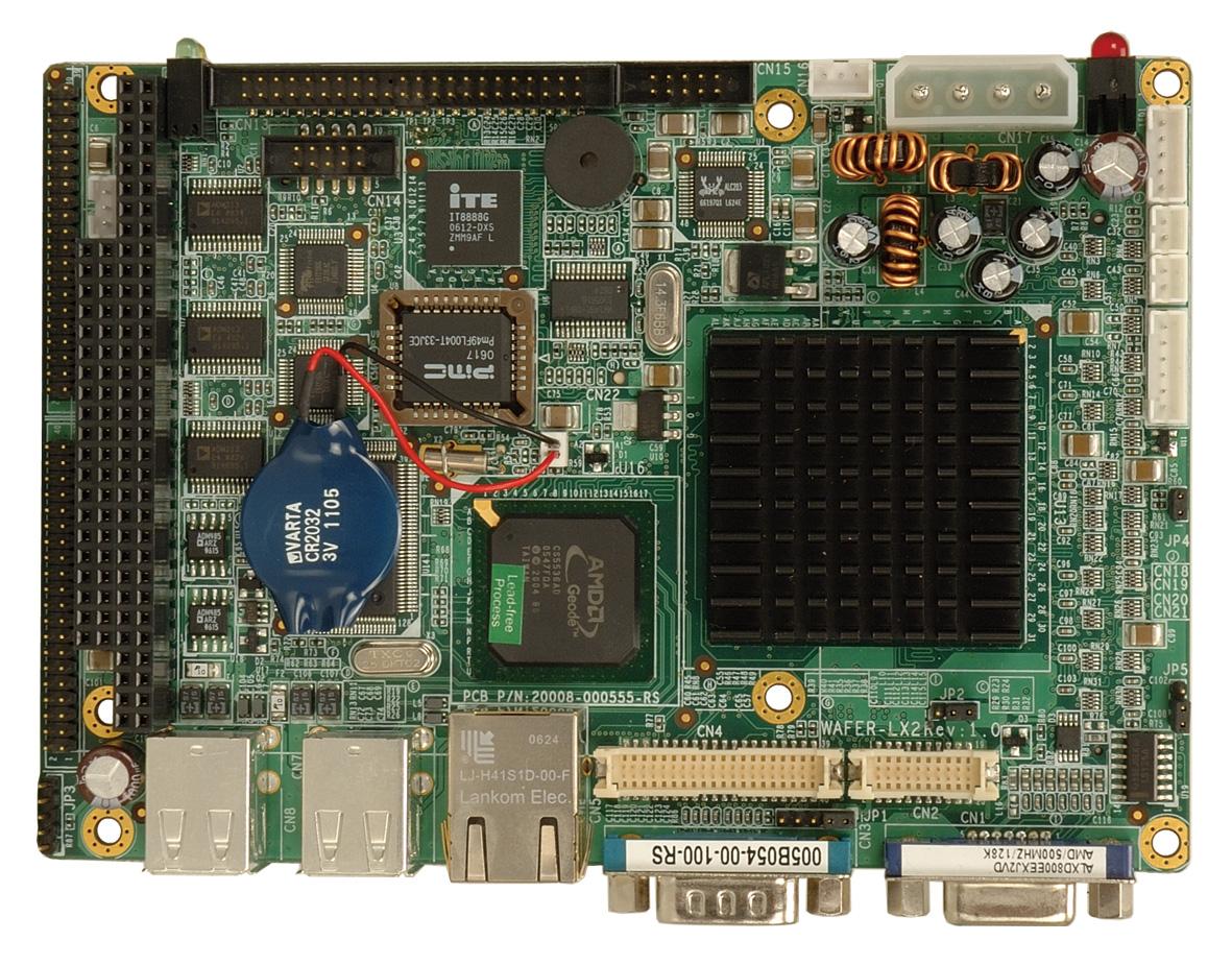 LX800工控主板