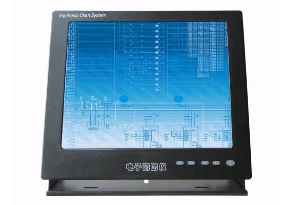 19寸船载平板电脑 支持CDMA,无线电台集成GPS工业船载平板电脑